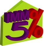 Immo 5 %