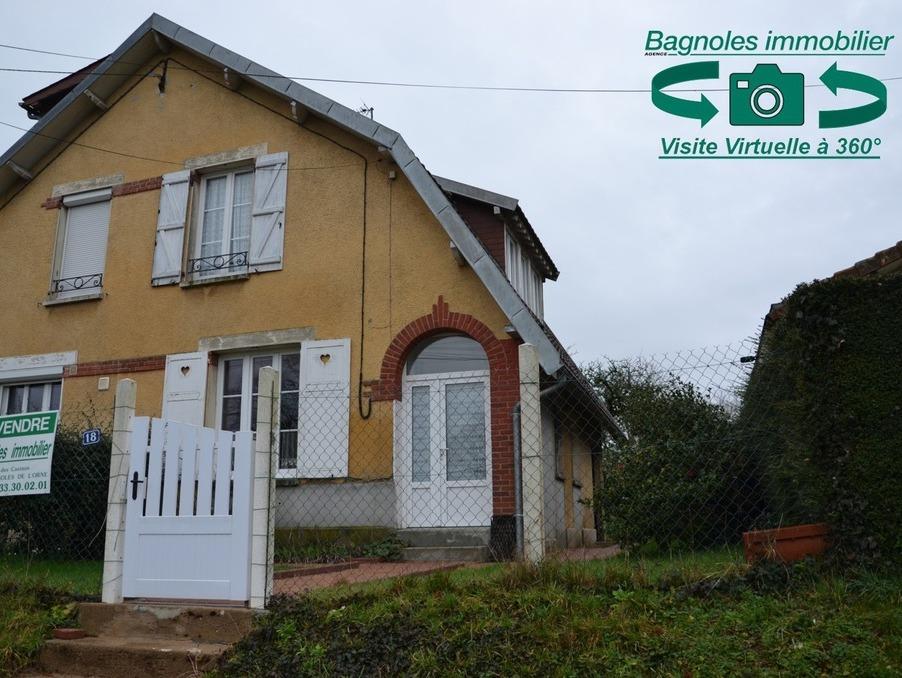 VenteMaison/VillaBAGNOLES DE L ORNE61140OrneFRANCE