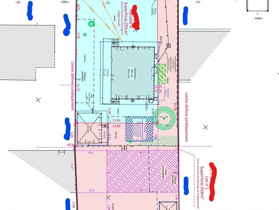 VenteTerrainTAVERNY95150Val d'OiseFRANCE