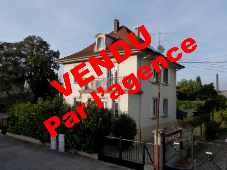 VenteMaison/VillaMULHOUSE68200Haut RhinFRANCE