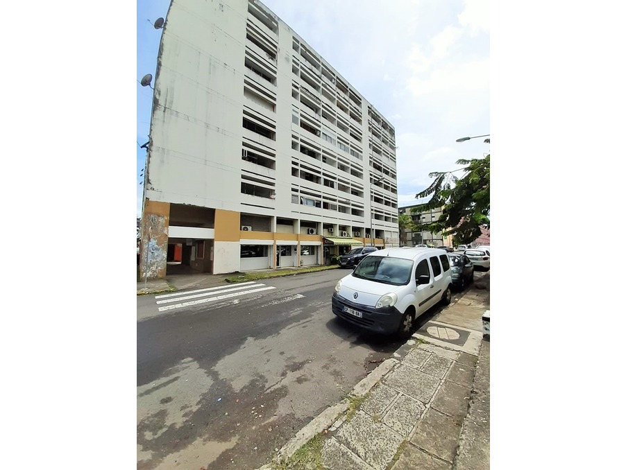 Vente Appartement POINTE A PITRE 97110 Guadeloupe FRANCE