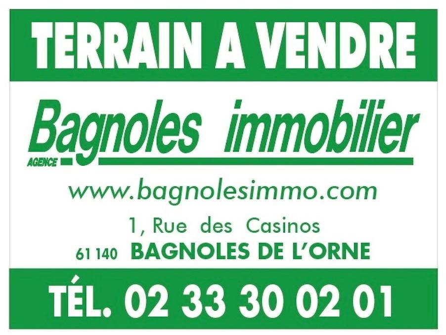 VenteTerrainTESSE FROULAY61410OrneFRANCE