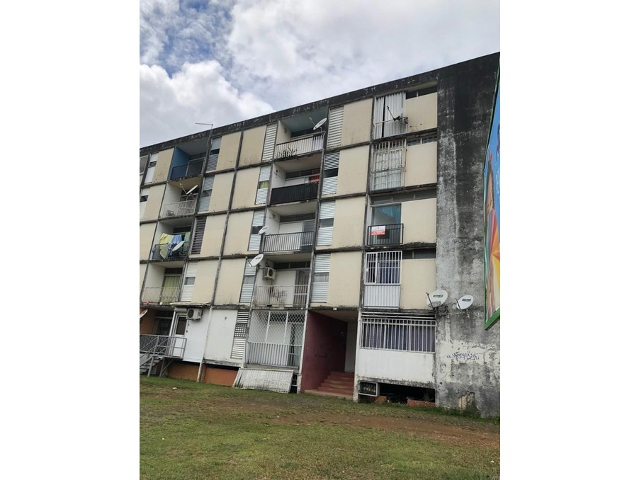 VenteAppartementLES ABYMES97139GuadeloupeFRANCE