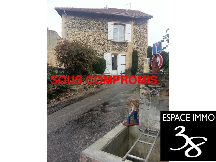 T4 4 pi ces st georges de commiers vendre 199000 115m for Maison saint georges de commiers