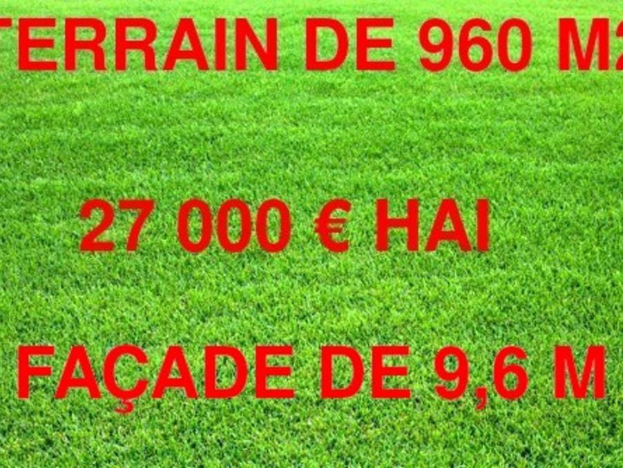VenteTerrainBOURG ET COMIN02160AisneFRANCE