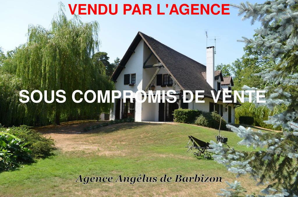 Vente maison seine et marne barbizon barbizon 77630 for Code postal de seine et marne
