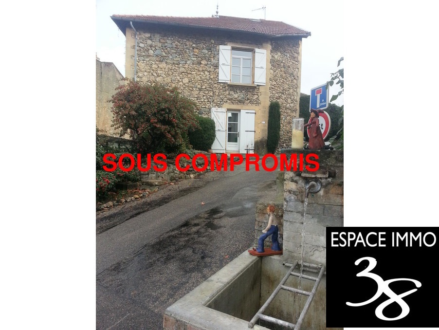 VenteMaison/VillaST GEORGES DE COMMIERS38450IsèreFRANCE