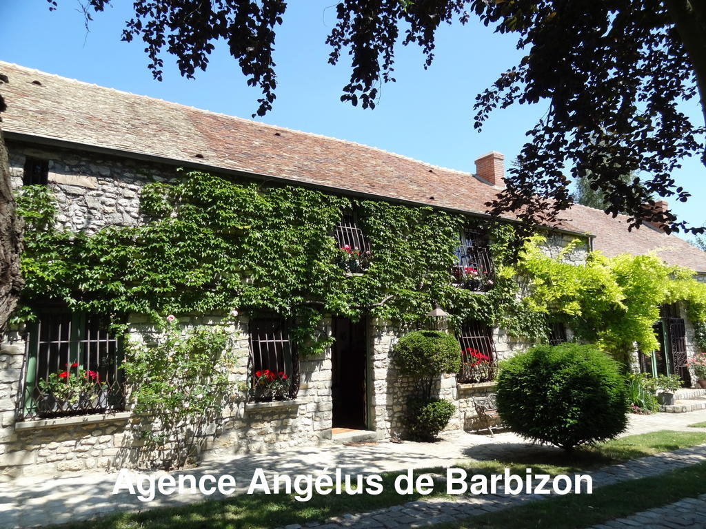 Vente propriete seine et marne barbizon barbizon 77630 for Code postal de seine et marne