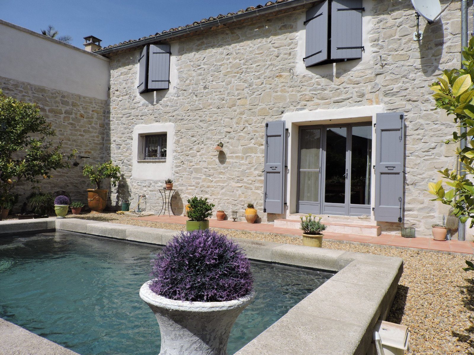 Vente maison gard sommieres sommi res 30250 for Maison sommieres