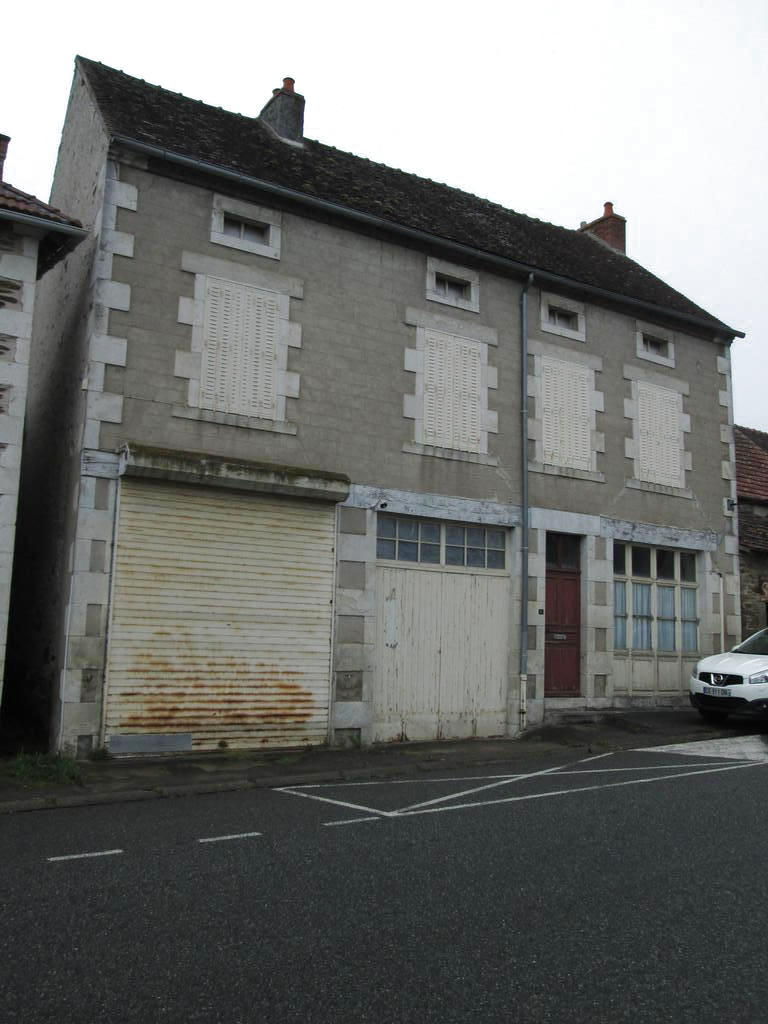 vente maison allier ebreuil Ébreuil