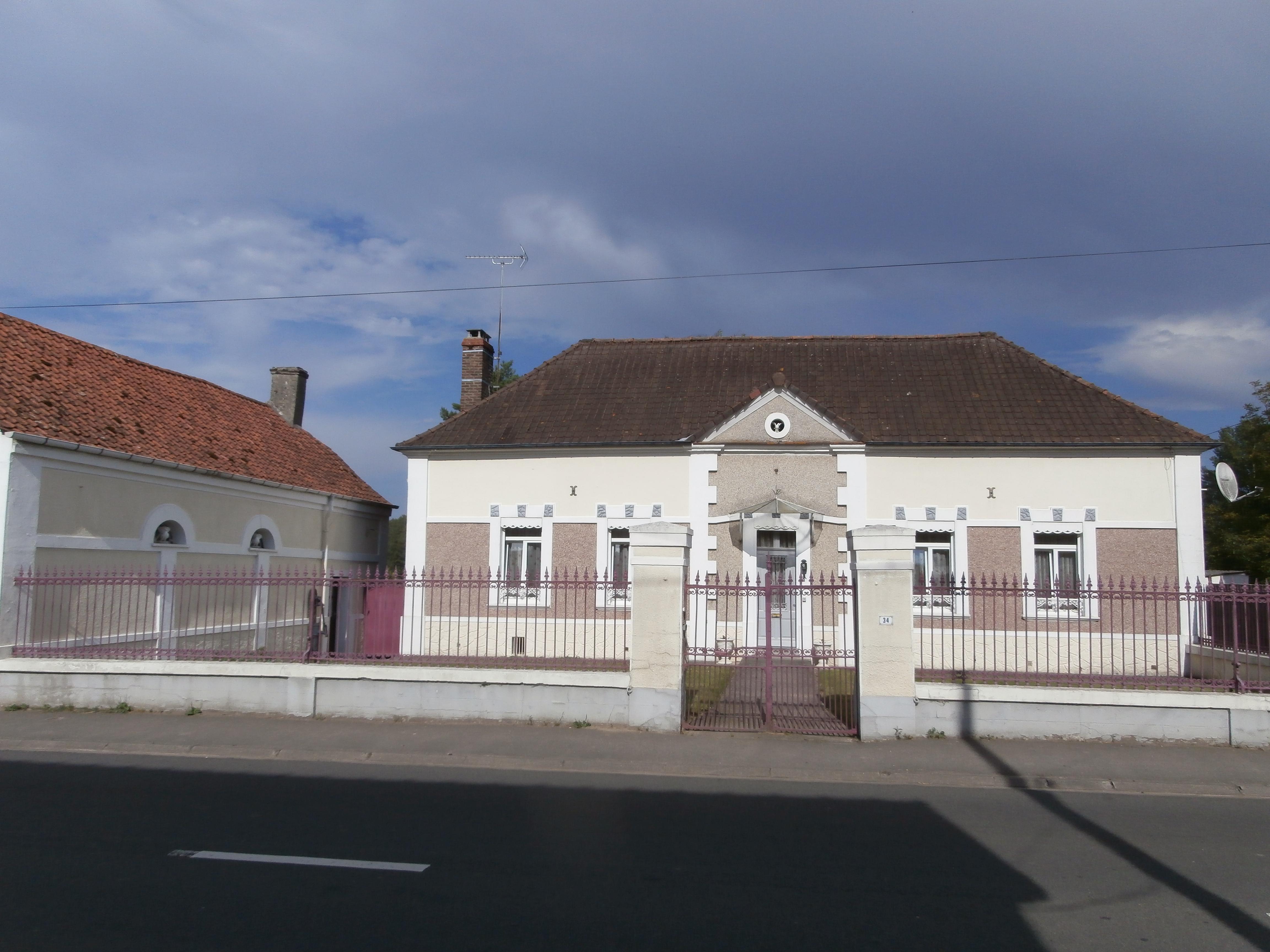 VenteMaison/VillaHESDIN62140Pas de CalaisFRANCE