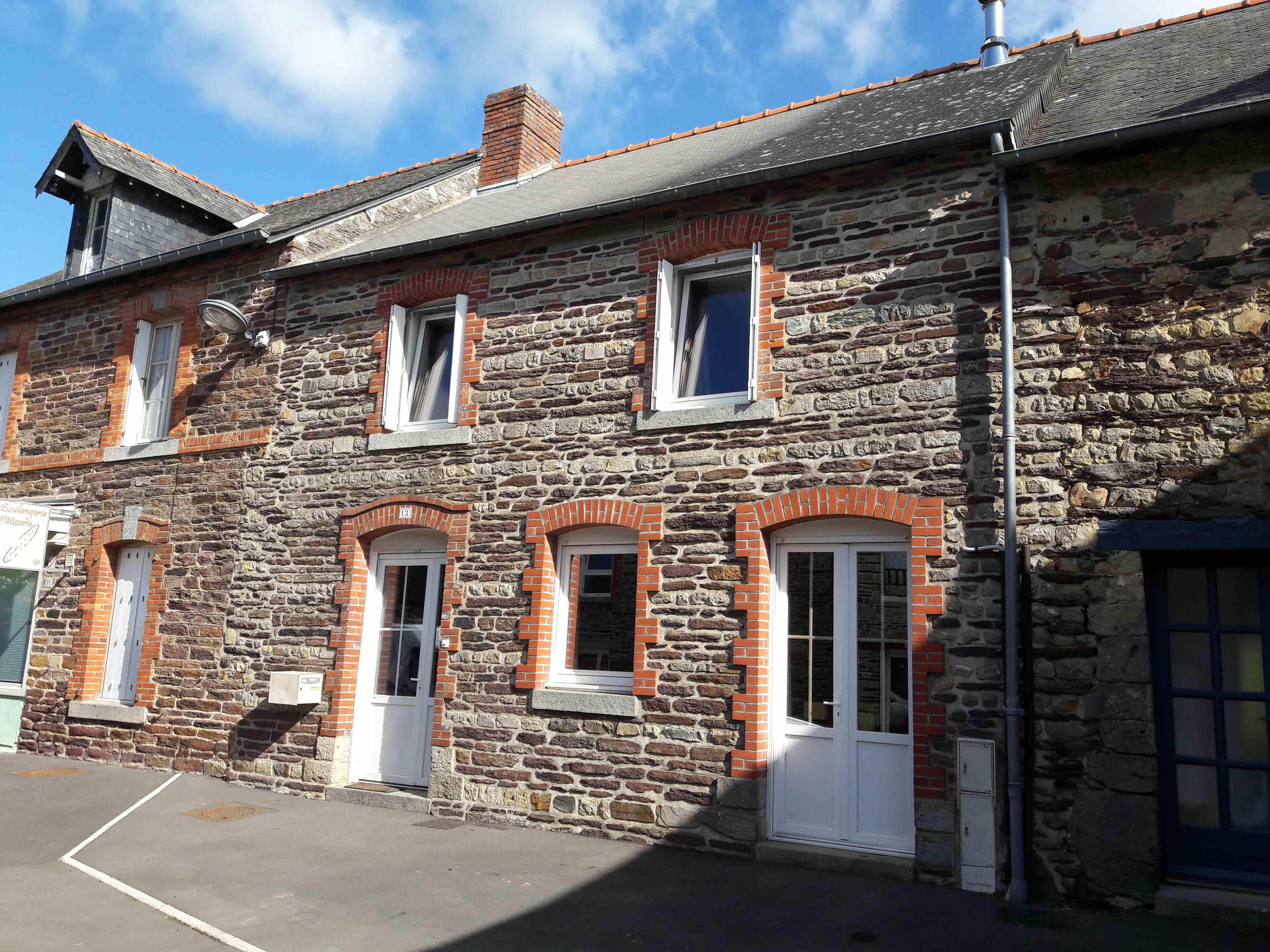 Vente maison baulon 35580 sur le partenaire for Simulation pret foncier