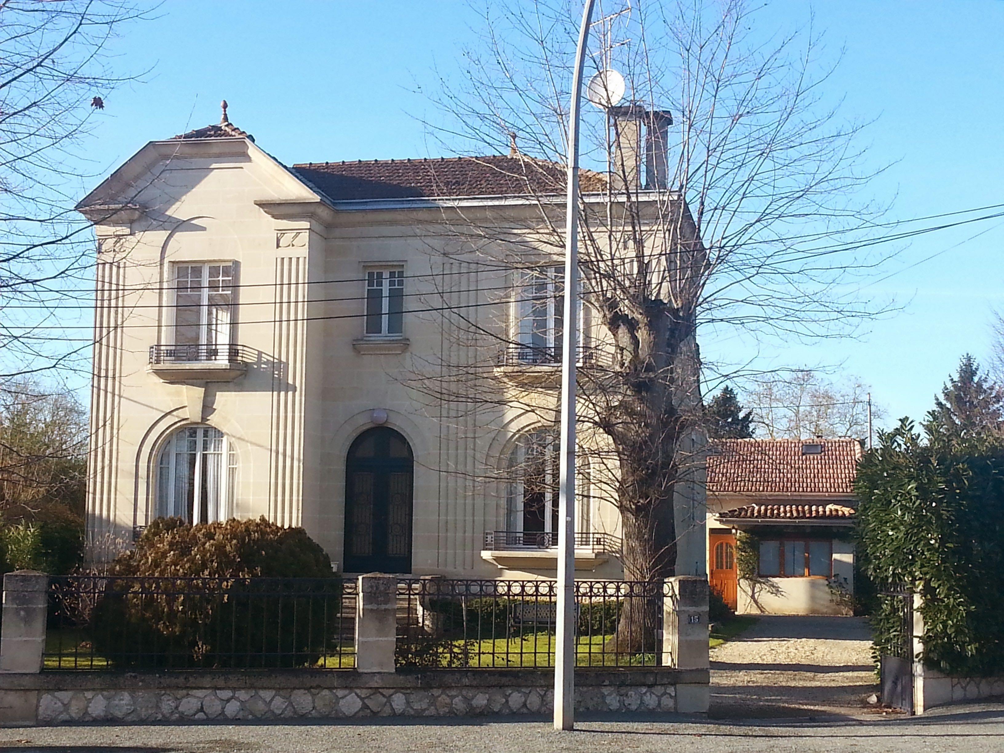 Vente maison gironde pineuilh pineuilh 33220 for Maison atypique gironde