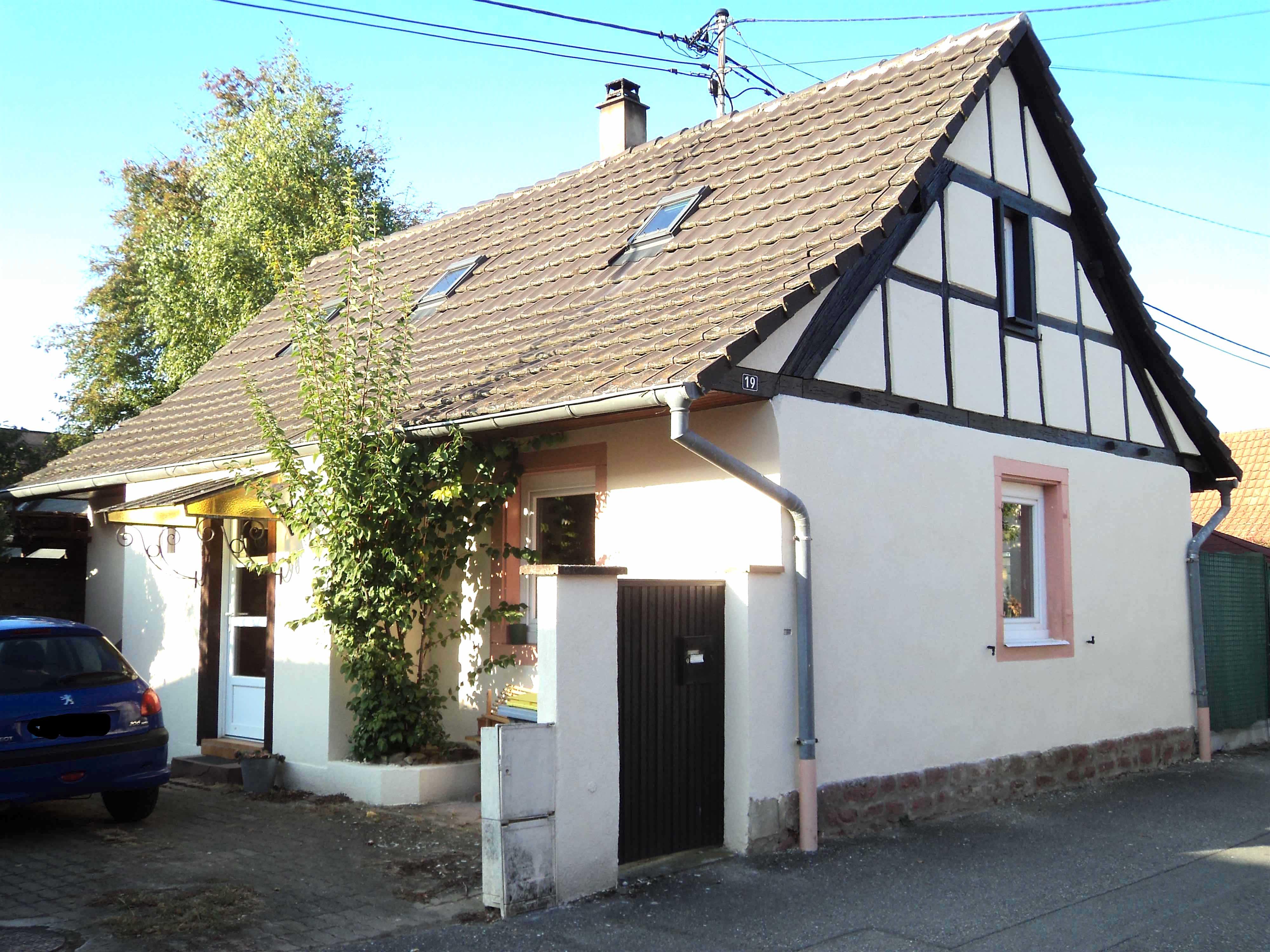 Ventes mais appart vente maison bas rhin artolsheim alsace bas rhin la br - Leboncoin immobilier bas rhin ...