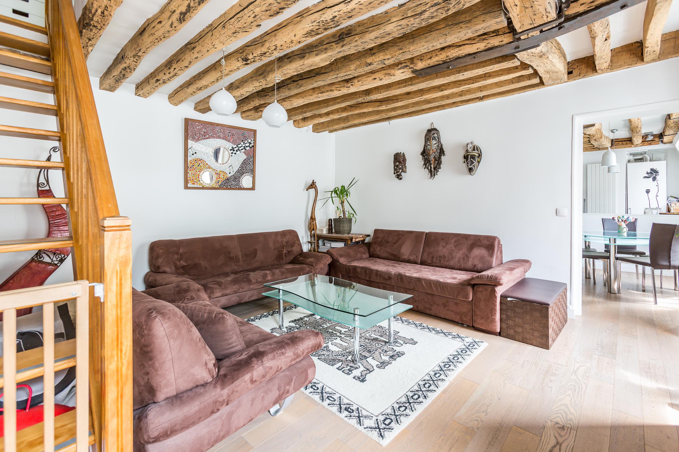 Vente appartement paris temple 3e arrondissement 75003 sur for Appart hotel paris au mois