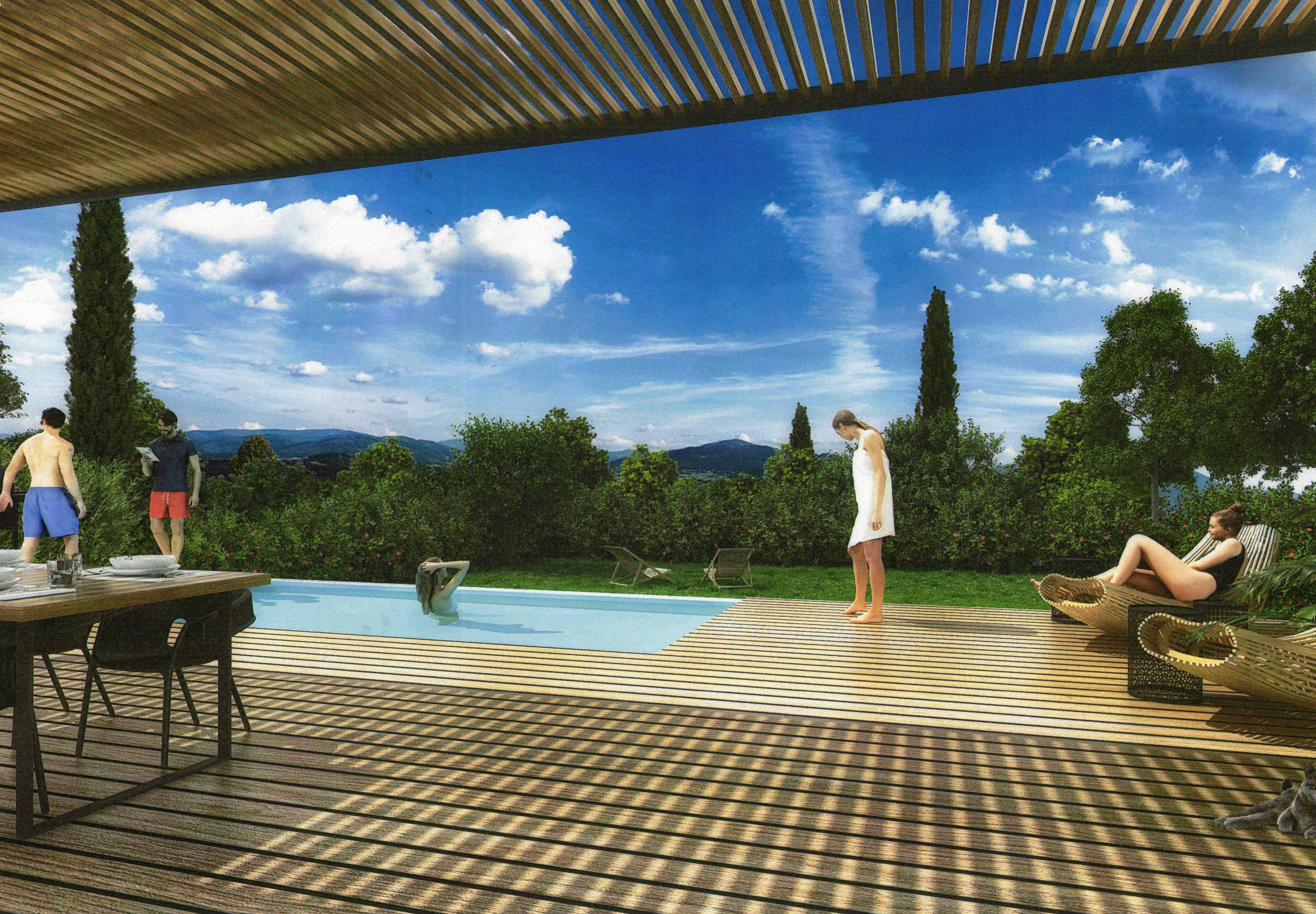 Immobilier les angles 30 annonces immobili res les angles for Piscine 3x6 prix